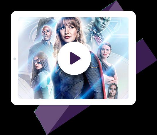 watch Supergirl – 4 Seasons in Singapore