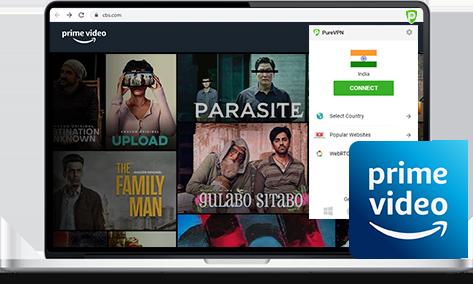 Amazon Hotstar India