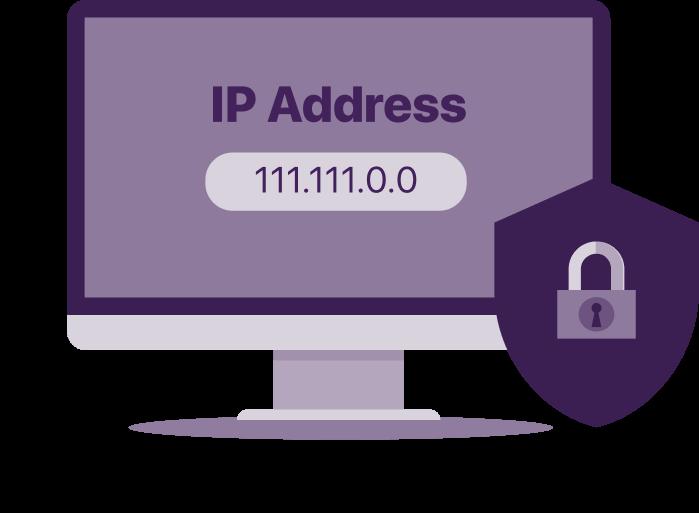 要求 isp 分配靜態 ip 地址以隱藏 ip