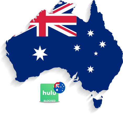 Watch hulu in Australia
