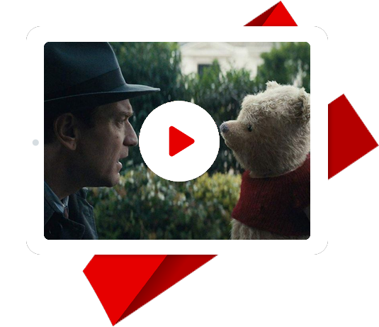 watch christopher robin in iceland
