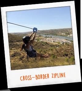 Cross-Border Zipline