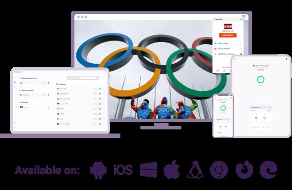 Olympics Streaming