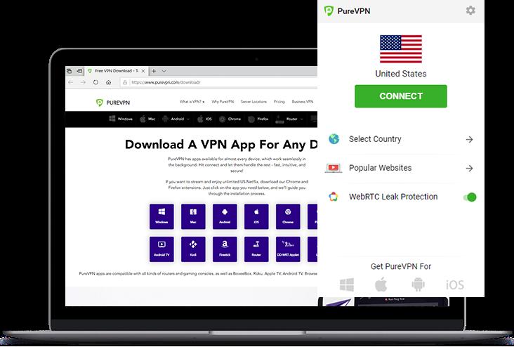 Edge VPN Setup