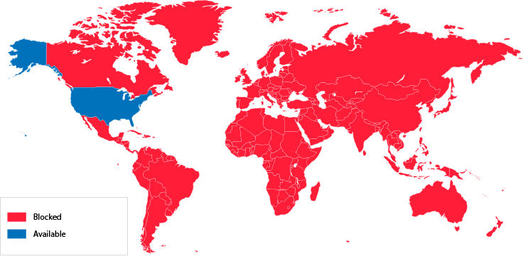 Epix available countries