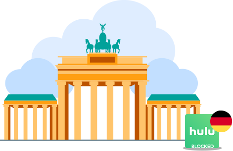 Access Hulu in Germany