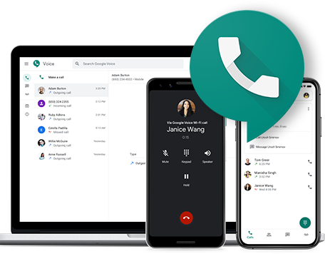 Google Voice Outside US