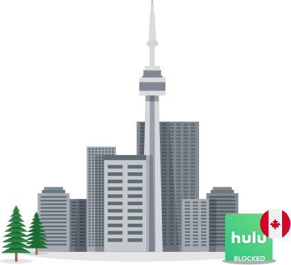 Access Hulu in Canada