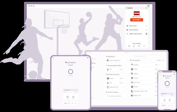 體育VPN