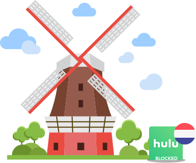 Access Hulu in Netherlands