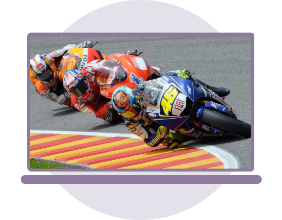 MotoGP with BT Sport VPN