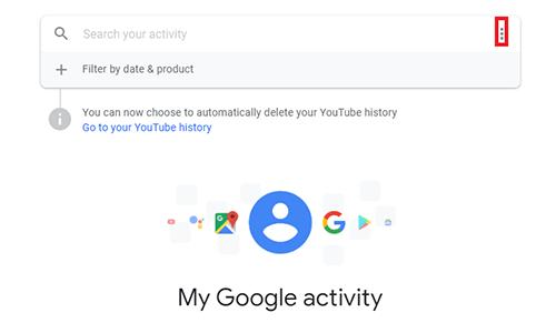 delete all history