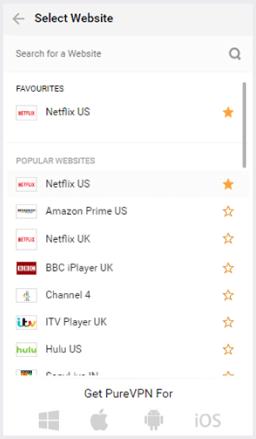 Chrome VPN Features-2