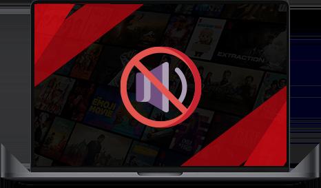 Fix No Sound on Netflix