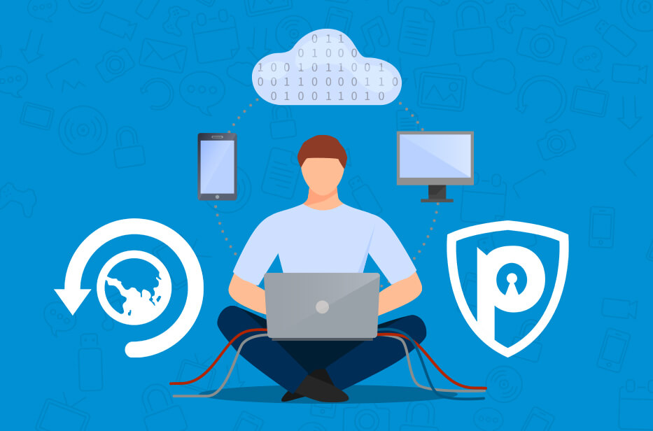 PureVPN supports world backup day