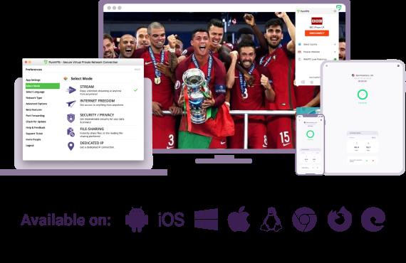 European Championship Streaming