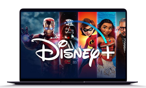 Watch Disney Plus in Denmark