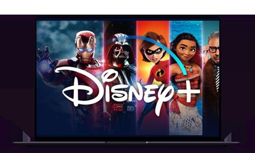 Watch Disney+ in Mexico
