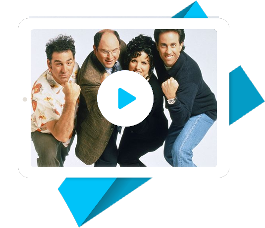 Seinfeld with TVNZ