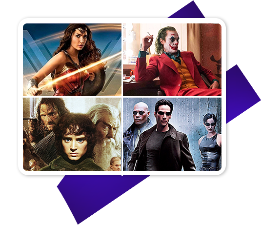 HBO Blockbusters and Oscar-Winning Movies
