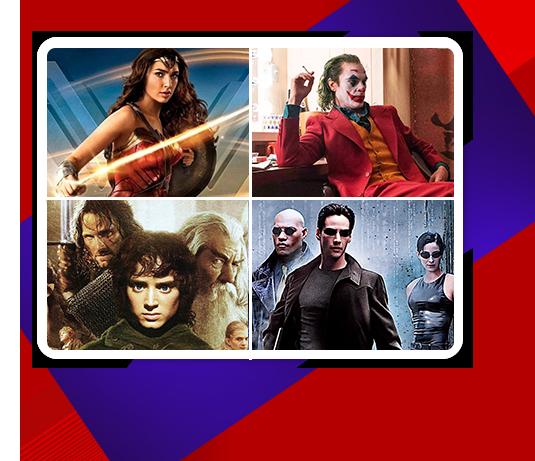 HBO Blockbusters et films primés aux Oscars