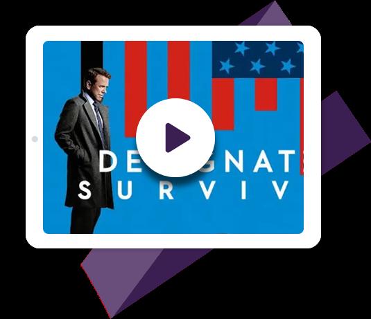 watch Designated Survivor – 2 Seasons in uk
