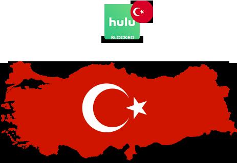 Watch hulu in Turkey