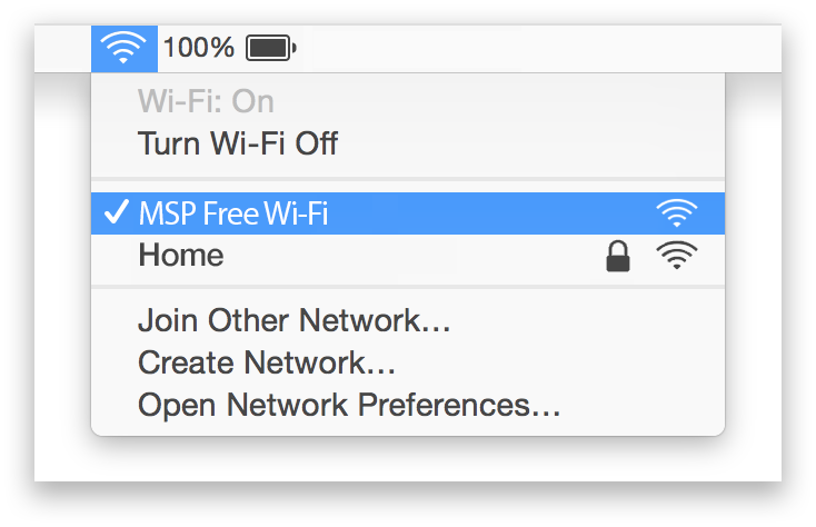 MSP Wifi Mac
