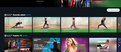 Amazon Prime Sports 4