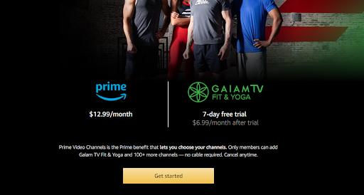 Amazon Prime Sports 6