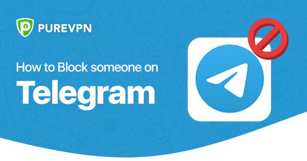 Block Someone on Telegram