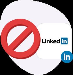 Block LinkedIn