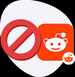 Block Reddit