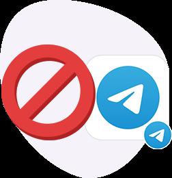 Block Telegram