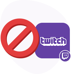 Block Twitch