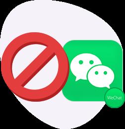 WeChat Block