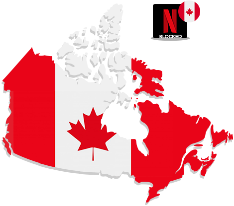 Regarder Netflix US au Canada