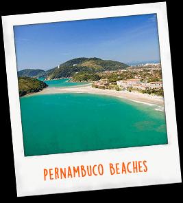 Pernambuco Beaches Brazil