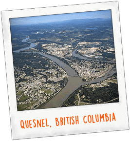 Quesnel, British Columbia, Canada