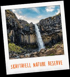 Skaftafell Nature Reserve Iceland