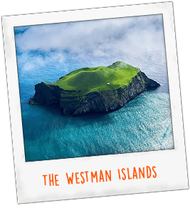 The Westman Islands Iceland