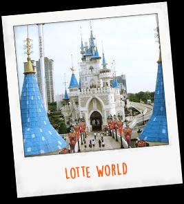 Lotte World South Korea