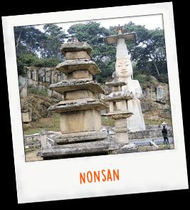 Nonsan South Korea