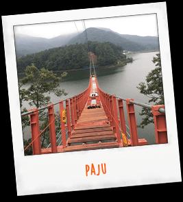 Paju South Korea