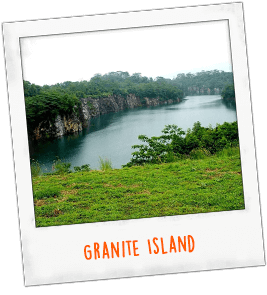 Granite Island, Singapore