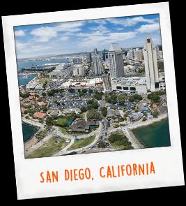 USA San Diego
