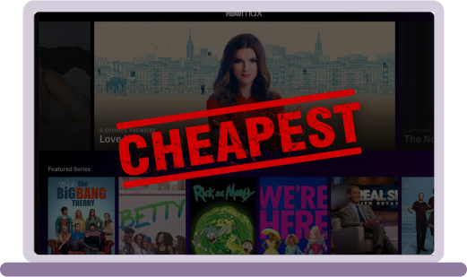 cheapest way to get hbo max