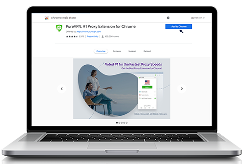 Setup Chrome VPN