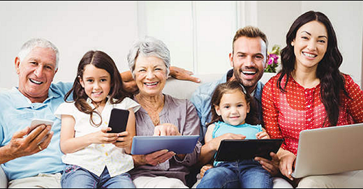 Data Privacy Important for People of All Ages