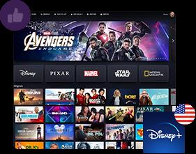 Disney Plus VPN